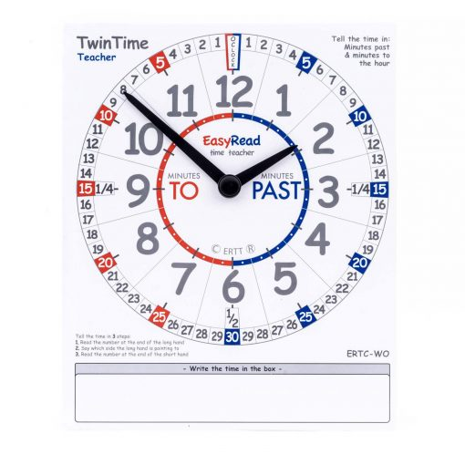 Teach the time card for teachers