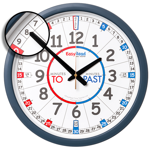 Classroom clock for schools