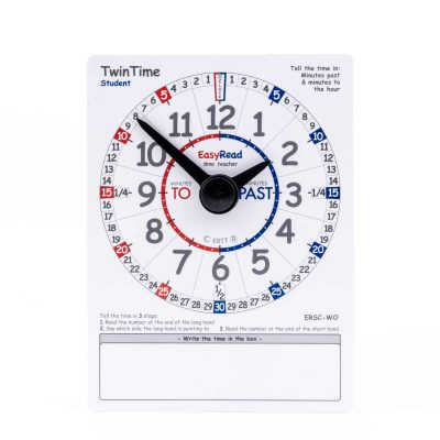 Teaching aid for learning time