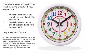 2 step teaching system