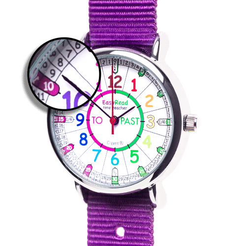 Children's time teaching watch