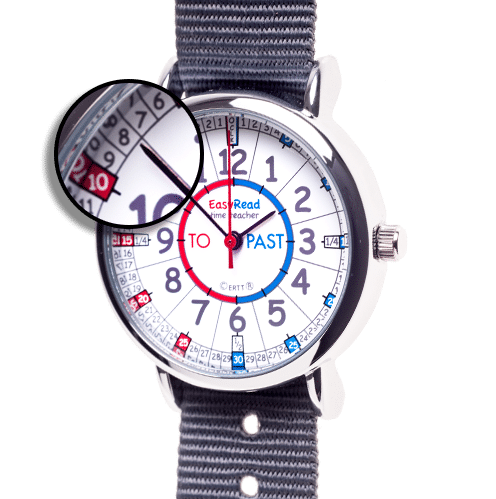Time teaching watch