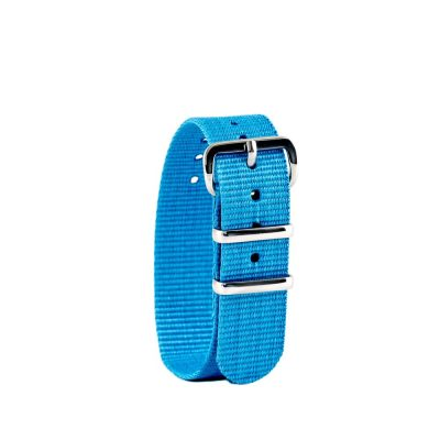 Blue children's watch strap