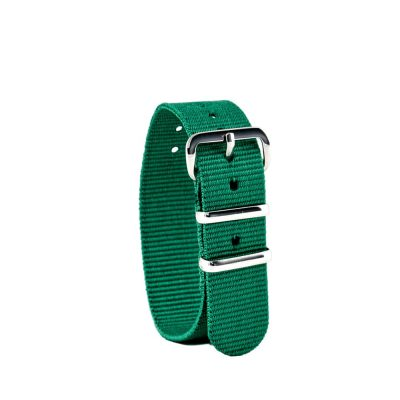 Green children's watch strap