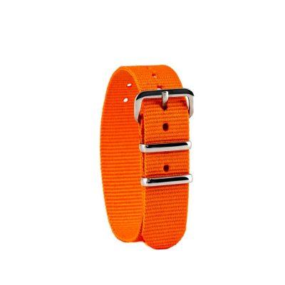Orange children's watch strap