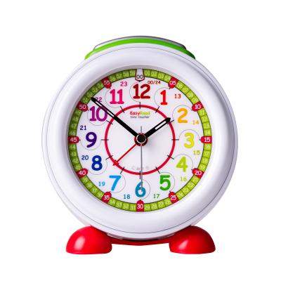 12 & 24 hour childrens alarm clock