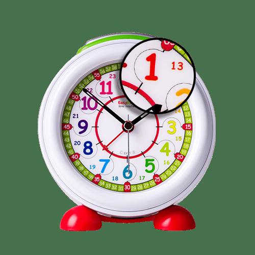 Colourful children's alarm clock
