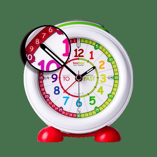 Teach the time alarm clock