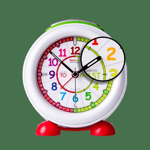 Child's time teacher alarm clock