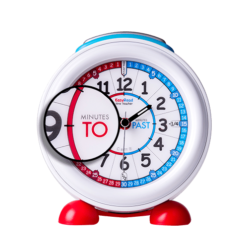 Children's learn the time alarm clock
