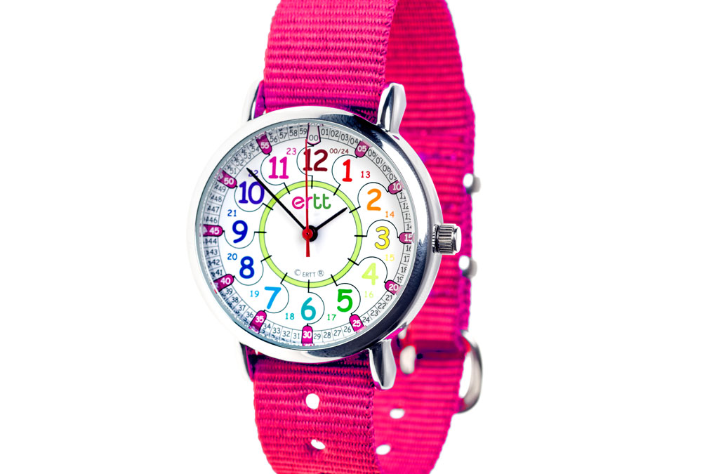 New Year, New Time Teaching Watches